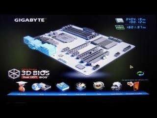 Настройка BIOS UEFI Hackintosh - часть 1 (Хакинтош)