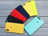 Чехолы Apple Silicone Case для iPhone 87 Plus