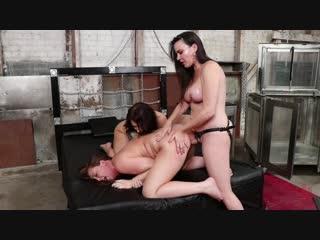 Ivy lebelle, dana dearmond, maddy o'reilly - anal craving beauties [kink. hd720, anal, big ass, fist