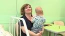 ВМорозовской детской больнице врачи провели сложнейшую операцию пореконструкции черепа совсем еще маленькому мальчику. Новости. Первый