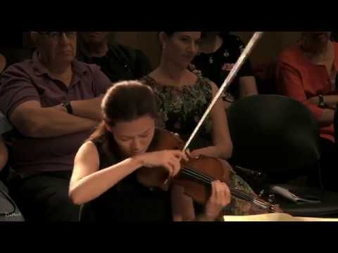 Chamayou, Goldscheider, Kang: Brahms, Trio in E flat major for Piano, Violin and Horn, op. 40