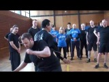 Silat Suffian Bela Diri - Entry and Finishes