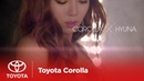 COROLLA X HYUNA My Color OFFICIAL MUSIC VIDEO Toyota