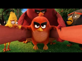 Angry birds 2 в кино (2019) трейлер