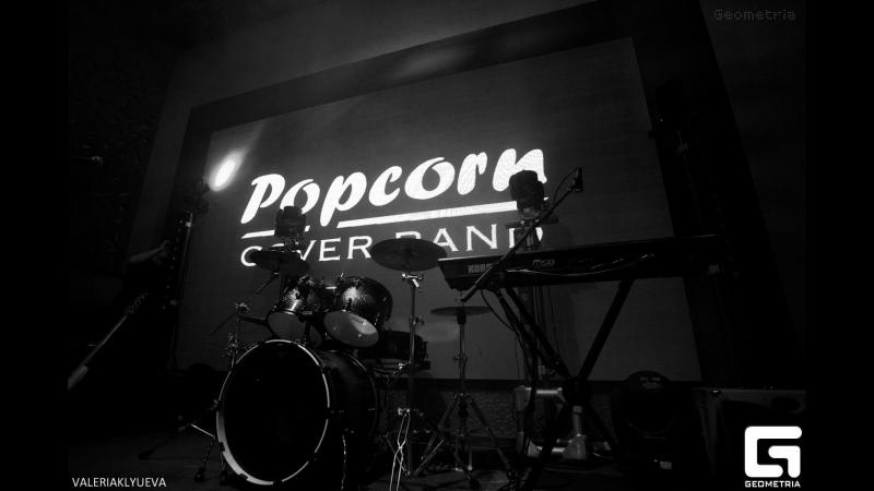 Popcorn Cover Band - Promo 2016