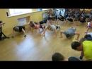 Отжимания в Fitness Land на 9 мая