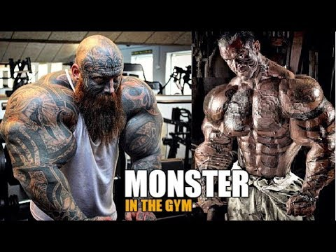 Top 10 Freaky Monster Bodybuilders You Won't Believe They Exist !