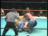 Volk Han vs Yamamoto Yoshihisa - Волк-хан ヴォルク・ハン - 1994/01/21