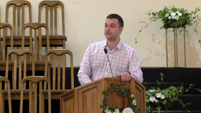 Проповедь (Еф.2.1 - 7) - брат Артём Павликовский