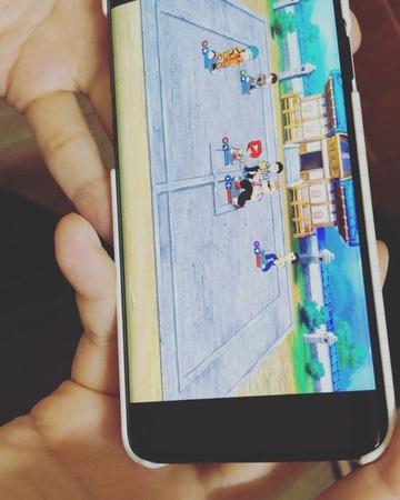 "Kim Hee Chul on Instagram: ""발연기 PPL (Feat. 김스) 나 어렸을 때 친구들이랑 불꽃슛, 도끼슛, 회전 회오리슛, 파워슛 등등 하면서 놀이터에서 엄청 놀았었는데..🏐🥇 근데 생각해보면 쟤들 다 초등학생임.. 근데 초등학생이 한손으로 철..."
