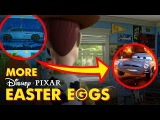 Pixar Easter Eggs &amp Hidden Secrets You Never Noticed  Pixar
