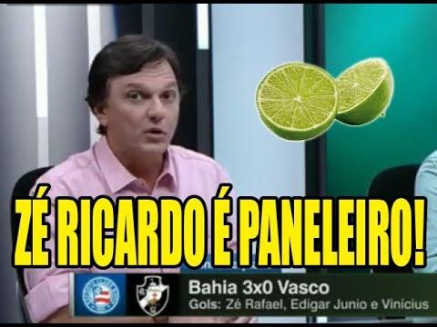 O VASCO FOI ATROPELADO! Mauro Cezar detona Zé Ricardo na derrota pro Bahia