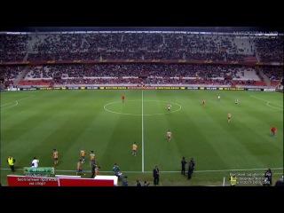 Севилья - Валенсия 2т.  MYFOOTBALL.WS