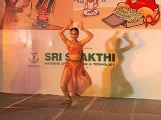 Rukmini Vijaykumar Bharatham, Actress  Director  @ SSILS 2012