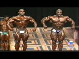 FLEX WHEELER - 1998 MR.OLYMPIA PREJUDGING