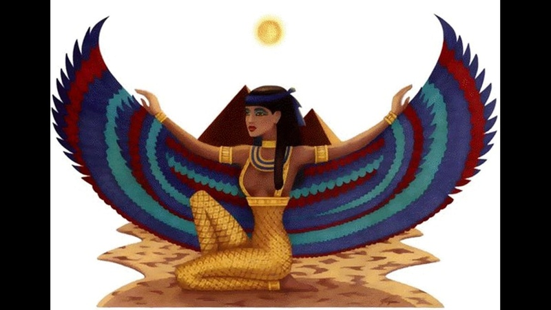 Исида. Богиня женственности и материнства