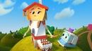 Мультики Домики Новая серия Пекарня Обучающие мультфильмы для детей