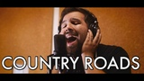 Country Roads - John Denver (Cover by Caleb Hyles and Jonathan Young)