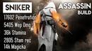 ESO Sniker Stamblade PvP Assassin Build MURKMIRE PATCH