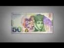 Видео обзор грузинской валюты лари и презентация новых купюр 2016 года