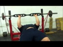 Westside Barbell Max Effort Floor Press