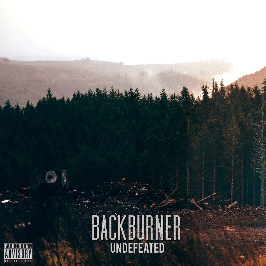 Backburner - Undefeated [EP] (2016)