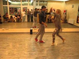Oleg Sokolov & Natalie Karnaukh NY lesson 04 11 2013 music