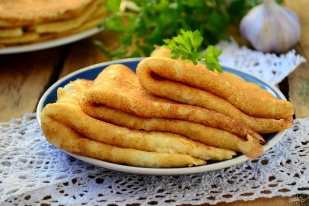 Аппетитные картофельные блины