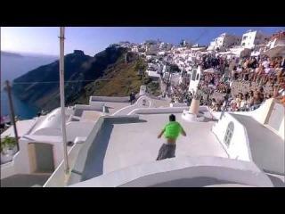 Red Bull Art Of Motion Santorini 2013 - Best Action
