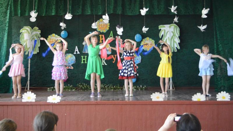 1-3 класс и Жук Софья - Танец