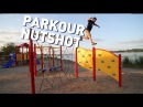 Rock Wall Parkour Nutshot *POOPS PANTS!