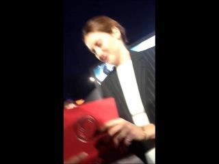 Meeting Shailene Woodley Insurgent World Premiere London