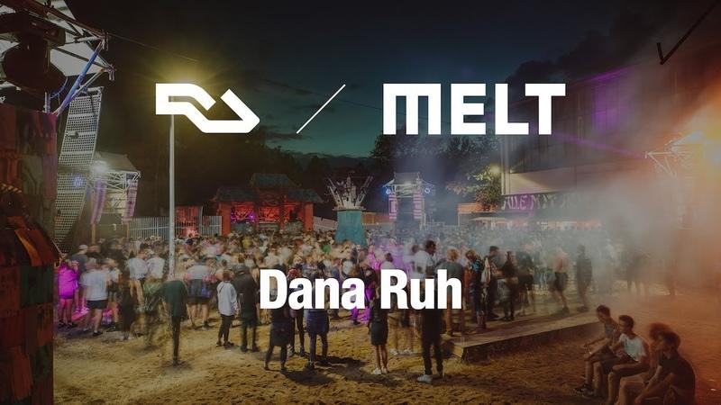 RA Live: Dana Ruh at Melt 2018