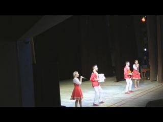 Калина красная - Попурри народных песен (вид со стороны)