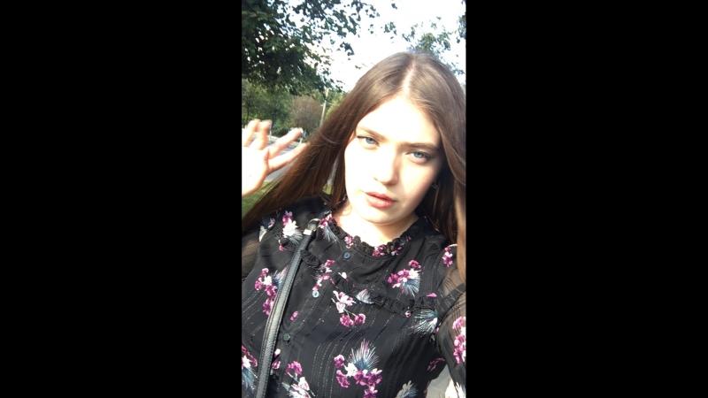 Анастасия Лысова — Live