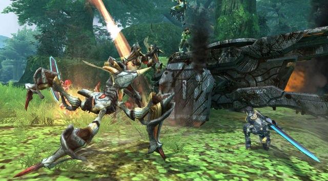 Phantasy Star Online 2 для PS Vita