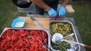Маринованный перец с сельдереем и чесноком. Рецепт от Жоржа
