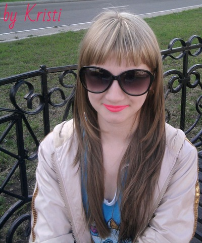 Кристина Кузьмина, 4 июля , Комсомольск-на-Амуре, id196715516