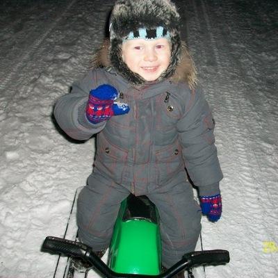 Наташа Илинбаева, 13 января 1987, Красноуфимск, id184792238