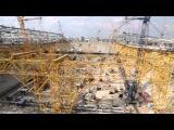 Съемка спартаковского стадиона «Открытие Арена»