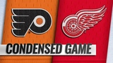 021719 Condensed Game Flyers @ Red Wings