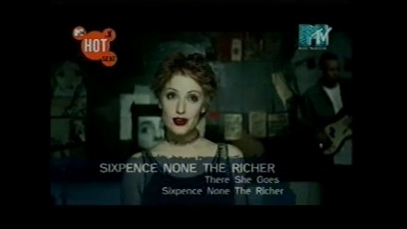 Sixpence none the richer - there she goes mtv asia