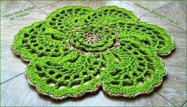 针织地毯 - maomao - 我随心动
