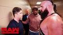 [WBSOFG] SNL's Colin Jost gets on Braun Strowman's bad side: Raw, March 4, 2019
