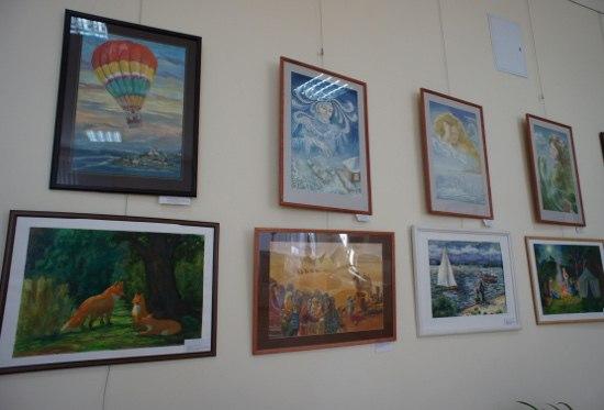Выпускники таганрогской детской художественной школы  Выпускники таганрогской детской художественной школы продемонстрировали свои работы