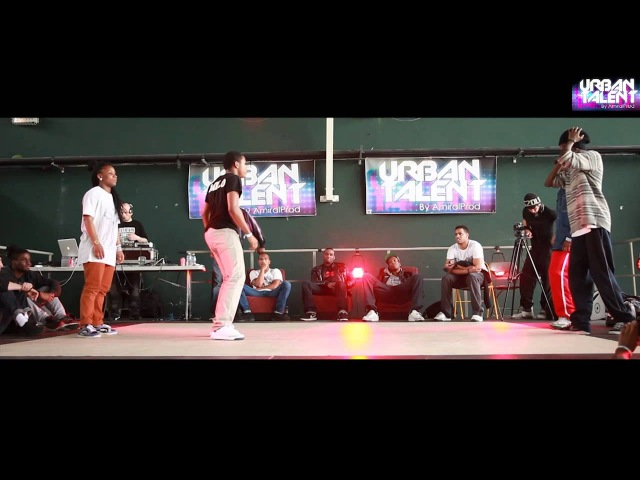 Finale HipHop Urban Talent 2013 Milo Lindsay VS Paul Ereck Boubou