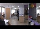Тестирование ОДА в тренажёрном зале/Лектор-Струков Сергей