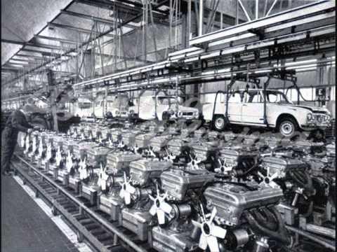 Alfa Romeo,stabilimento di Arese