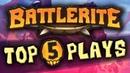 Battlerite Top 5 Plays Episode 1 - Season 1 Begins!