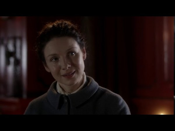 Outlander 306 Jamie talks about his son